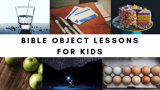 Bible Object Lessons for Kids | Out Upon The Waters
