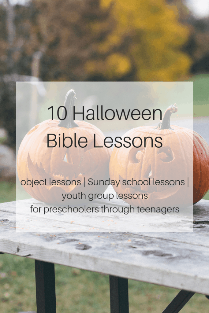 What the Bible Says About Halloween - Bible Resources